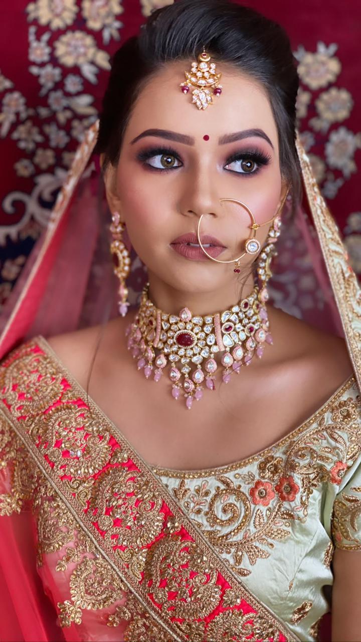 Best Makeup Artist| VnR Makeovers| Skin and Hair Salon