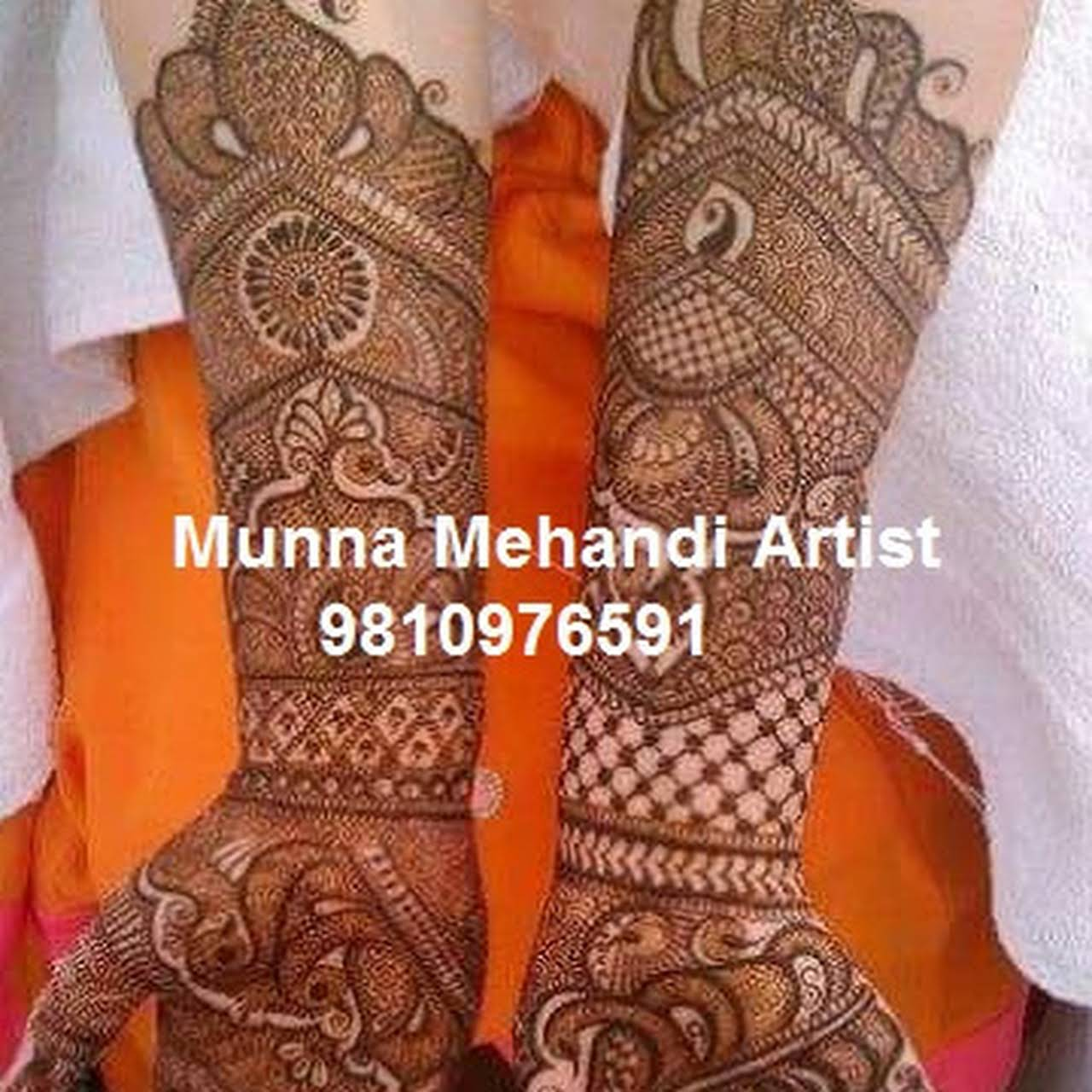 Munna mehandi artist, bridal mehandi, best mehandi designs, mehandi wala, mehndi designer, Wedding marriage mehendi services at home in uttam nagar
