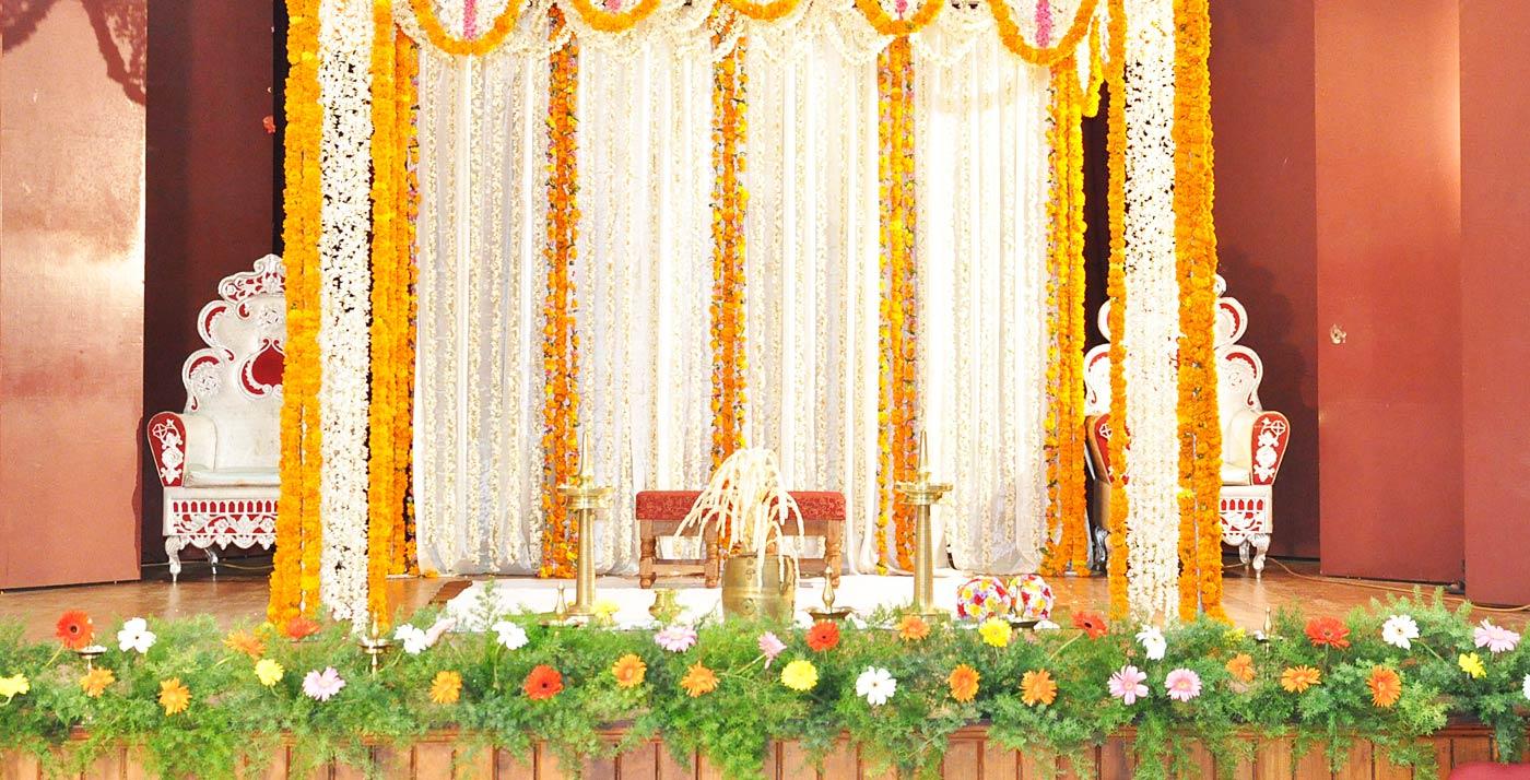 Vaishno Flower Decoration