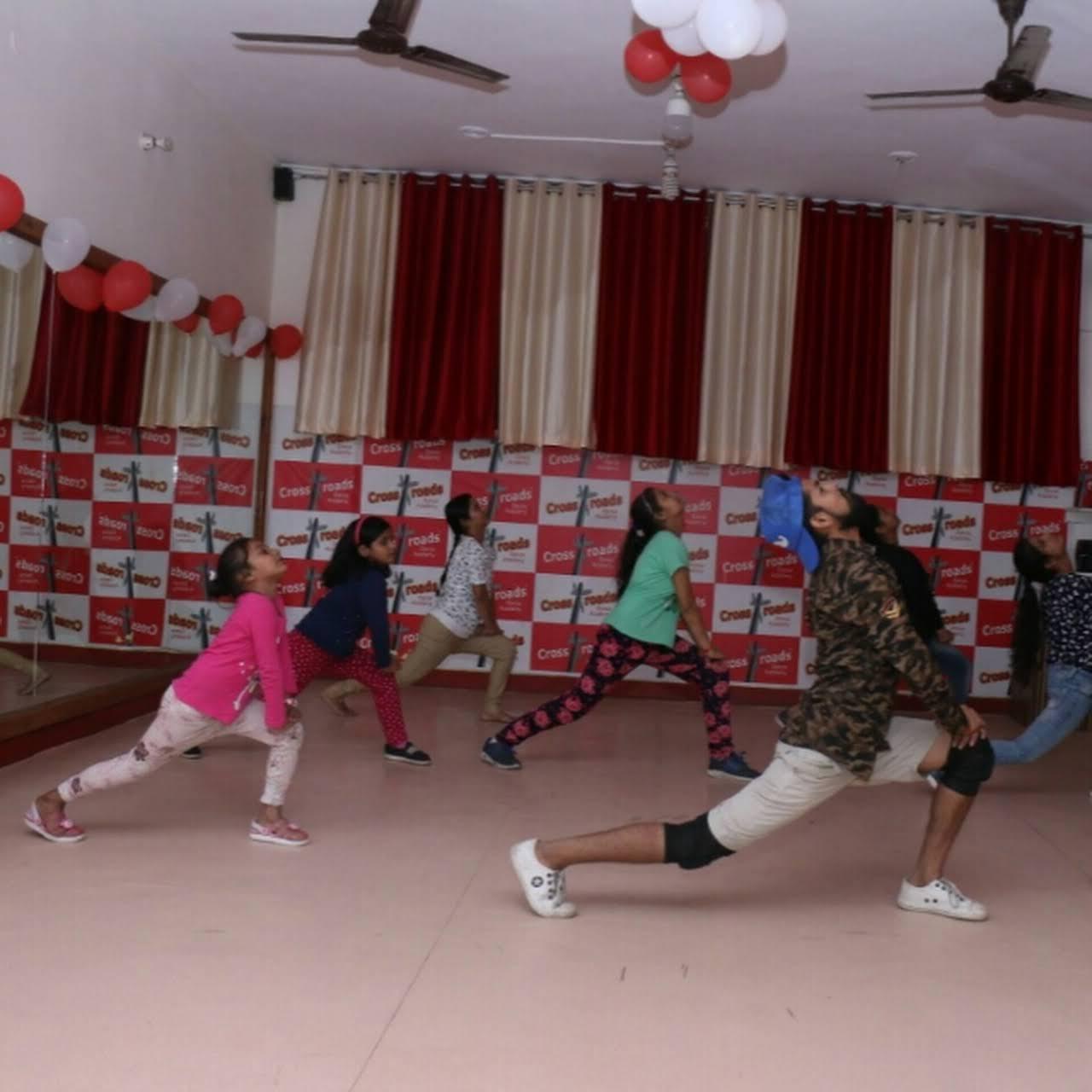 Cews Crossroads Dance Academy - best dance & guitar class bareilly