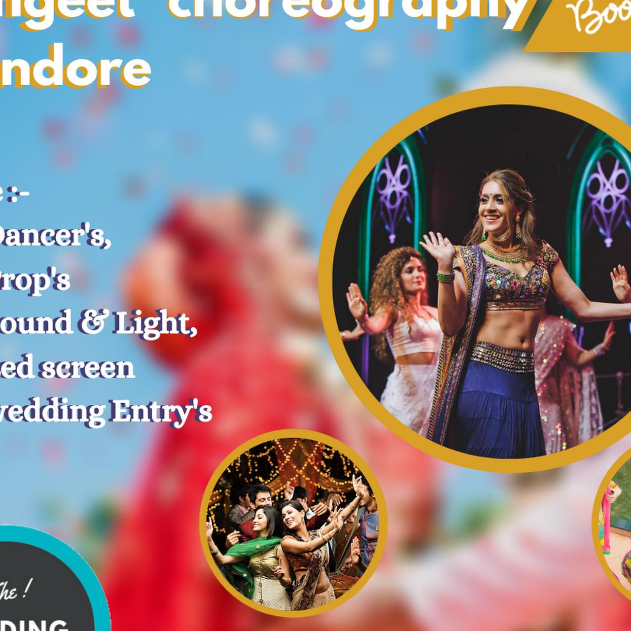 Muse Dance Academy & WEDDING SANGEET CHOREOGRAPHY