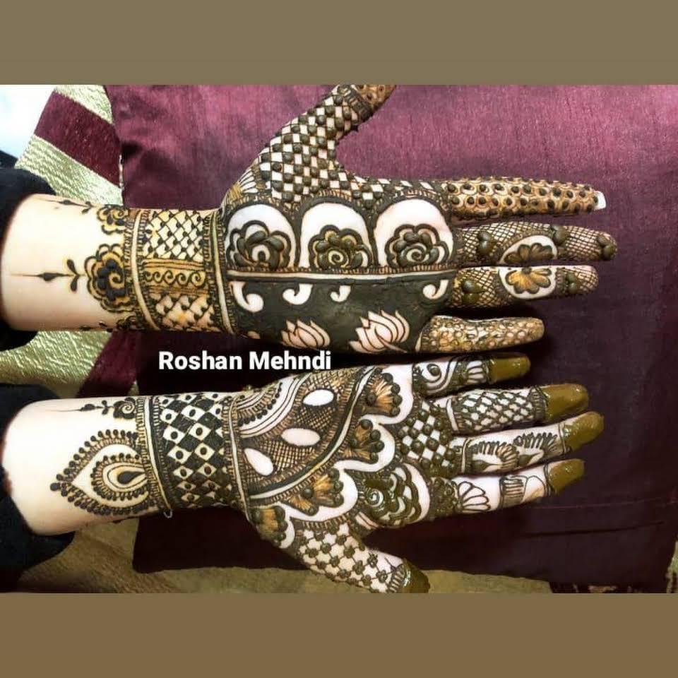 Roshan Mehndi Artist | Best Mehndi Artist in Chandigarh | Bridal Mehndi Artist in Chandigarh