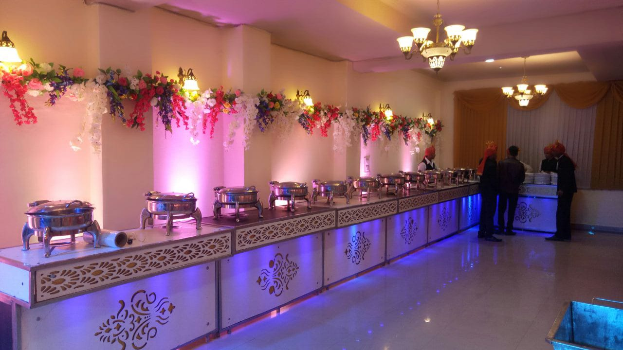 Saffron Banquet And Best Party Hall In Noida By City Stay