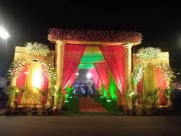 Maa Sharda Light Decoration
