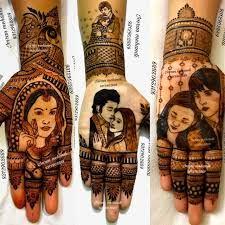 Nayak Mehandi Art