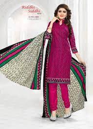 Ridhhi Sidhhi Designer Suit & Sarees
