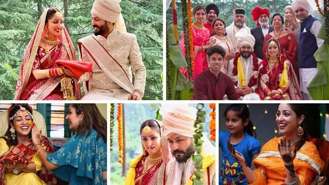 yami gautam wedding gallery