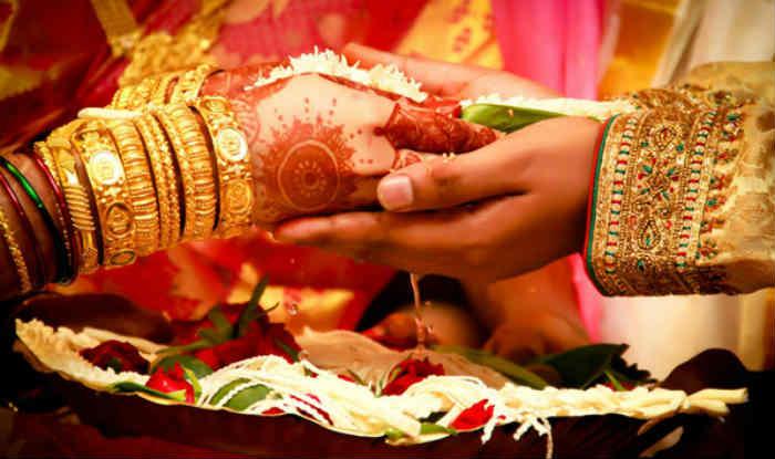 kanyadaan Indian-Wedding