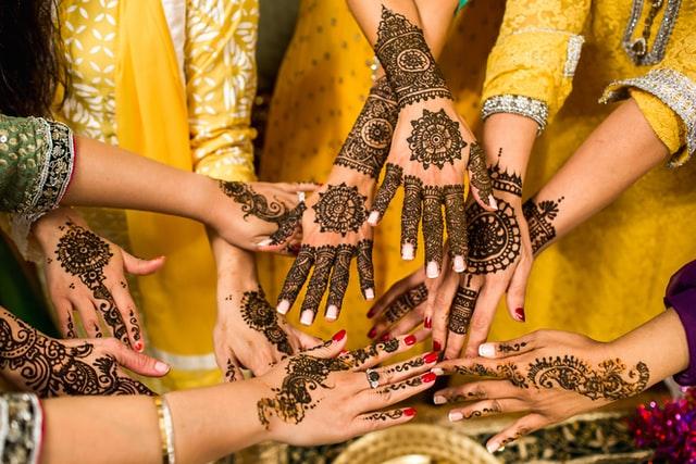 mehendi ceremony rajasthani wedding