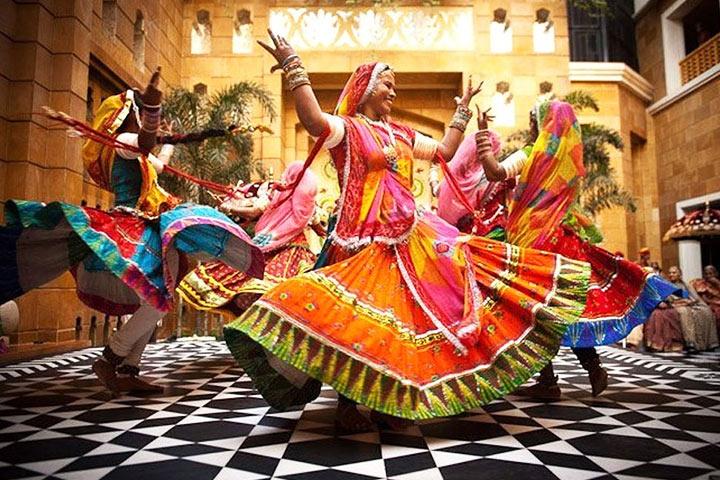 ratri jaga in rajasthani wedding