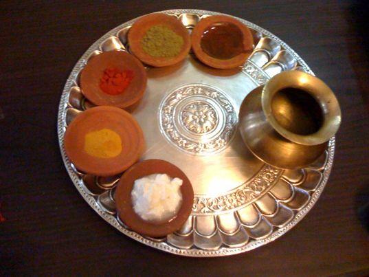 telbaan rajasthani wedding ritual